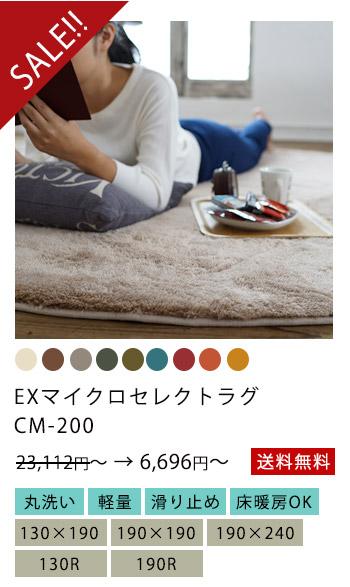 EXマイクロセレクトラグ【CM-200】