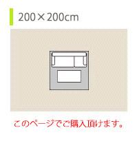 約200×200cm