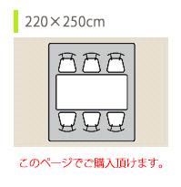 約220×250cm