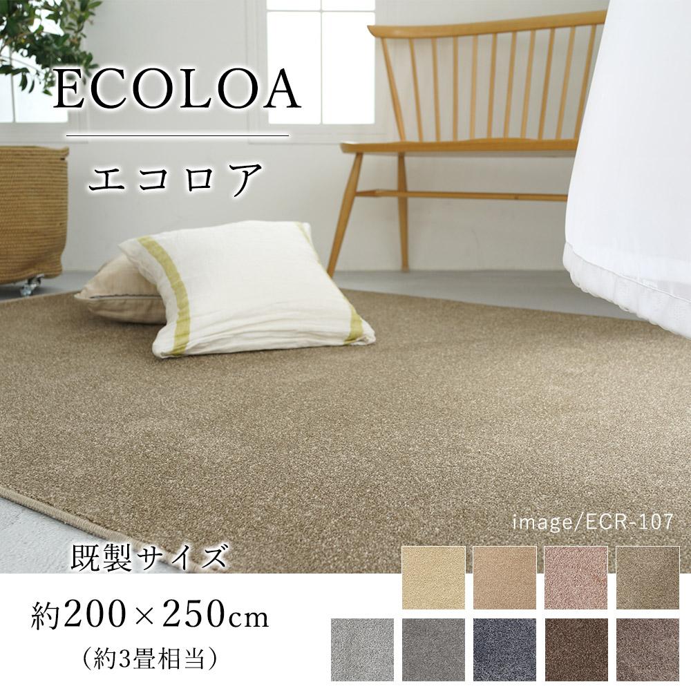 エコロア/約200×250cm(約3畳相当)